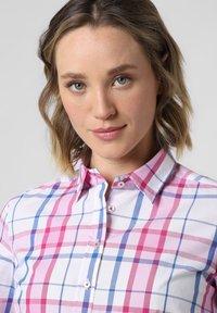 brookshire - Button-down blouse - light blue/pink - 2