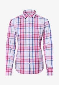 brookshire - Button-down blouse - light blue/pink - 3