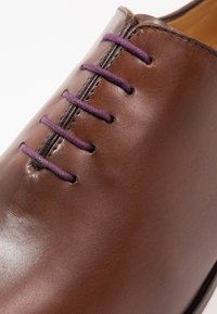 Brett & Sons - Zapatos con cordones - natur cognac - 5