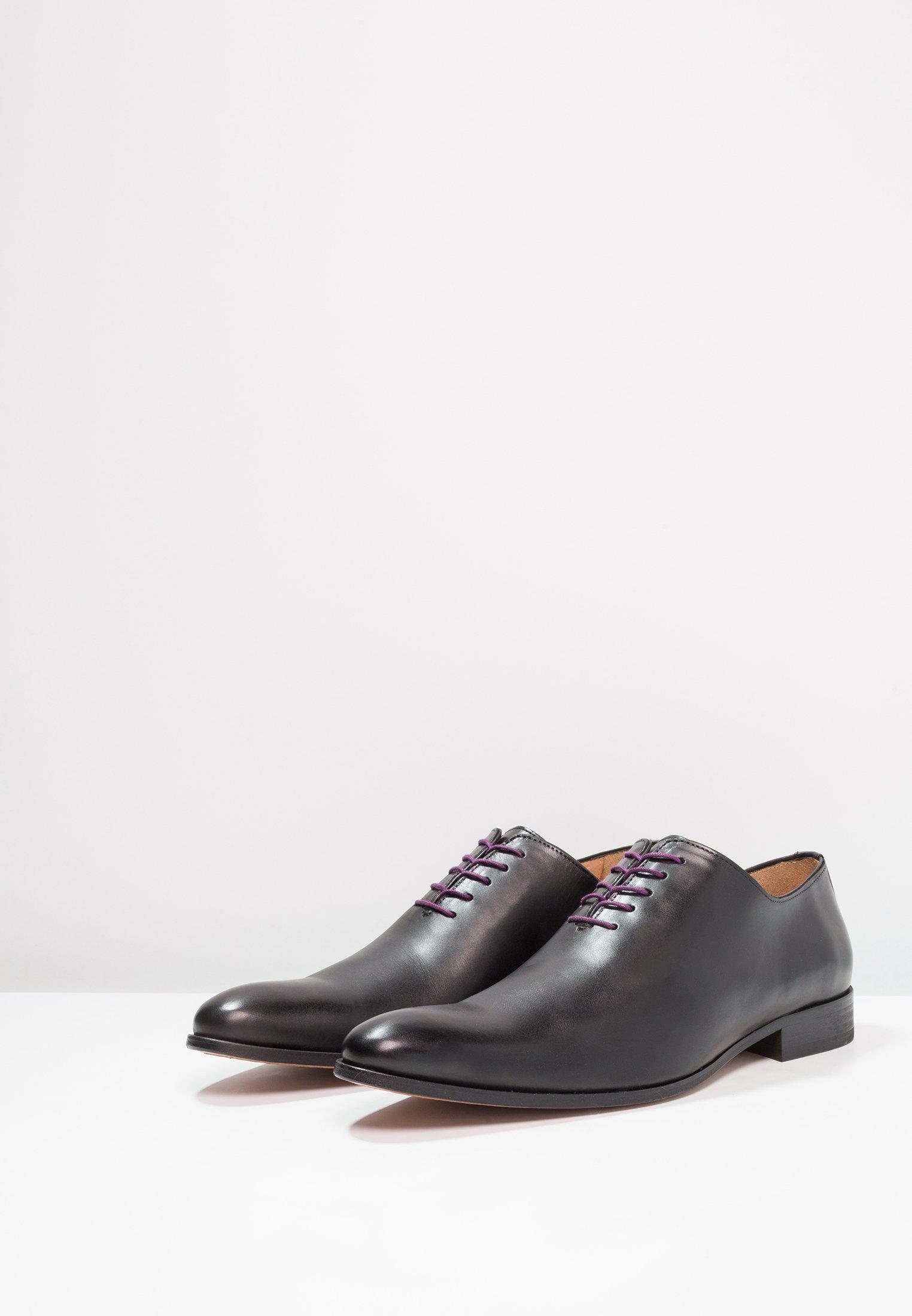 Brett & Sons Eleganta snörskor - insis noir
