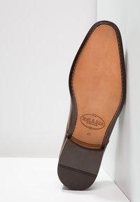 Brett & Sons - Business-Slipper - natur cognac - 4