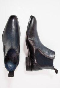 Brett & Sons - ROWLEY - Kotníkové boty - mozambic marine - 1
