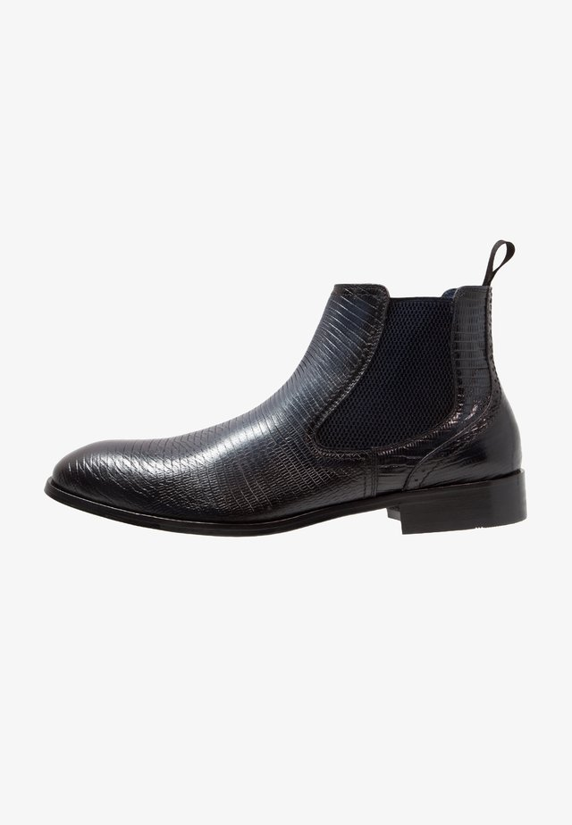 ROWLEY - Classic ankle boots - mozambic marine