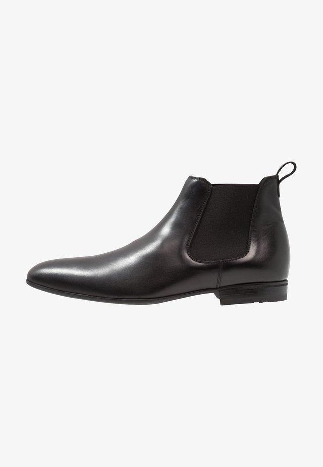 Classic ankle boots - cres noir
