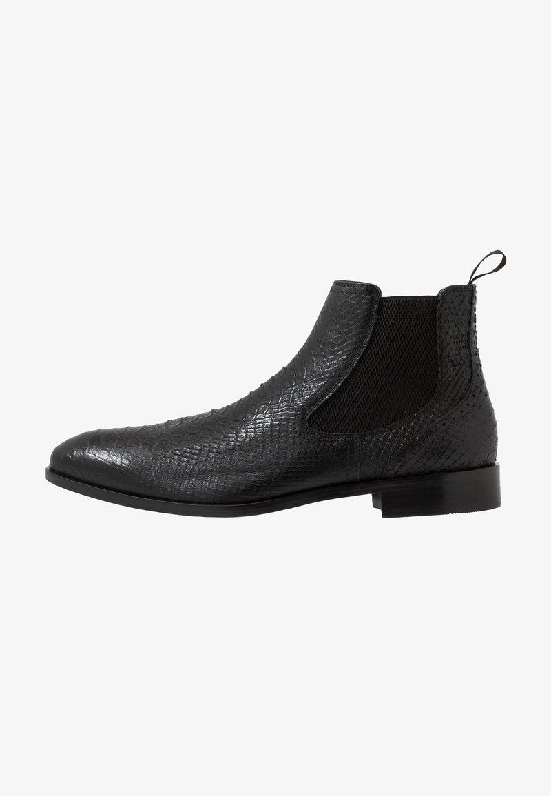 Brett & Sons - Kotníkové boty - noir