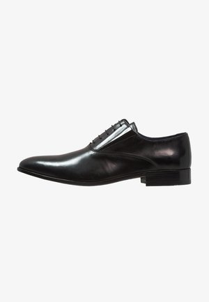 Stringate eleganti - noir