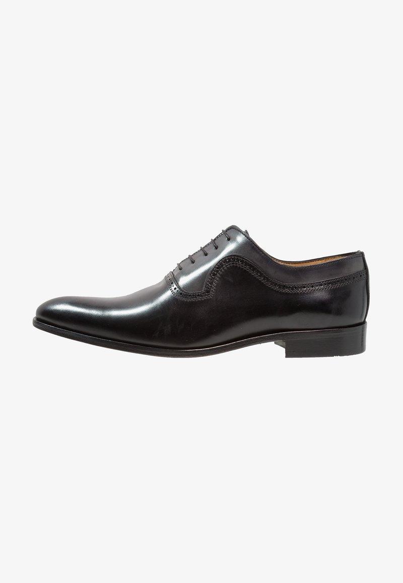 Brett & Sons - Business sko - noir/asfalto