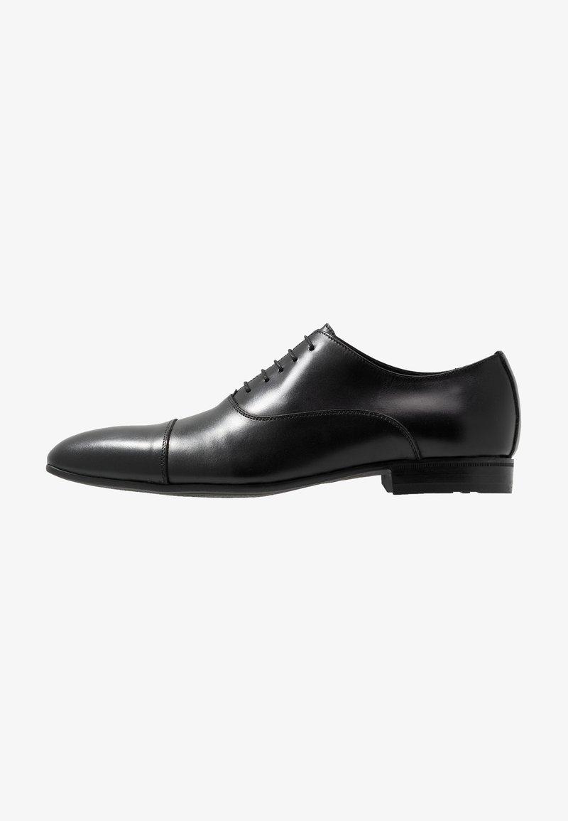 Brett & Sons - Stringate eleganti - cres noir