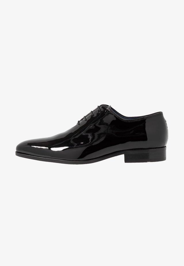 Smart lace-ups - noir