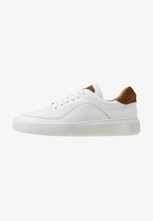 Sneaker low - white/cognac