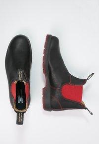 Blundstone - Classic ankle boots -  black/voltan - 1