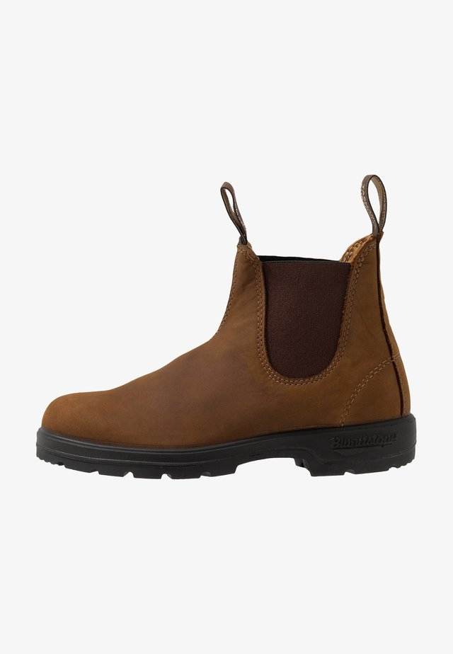 CLASSIC - Classic ankle boots - brown