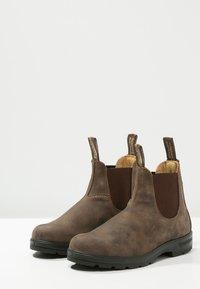 Blundstone - 585 CLASSIC - Korte laarzen - brown - 2