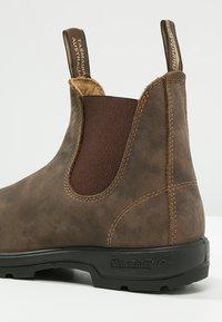 Blundstone - 585 CLASSIC - Korte laarzen - brown - 5