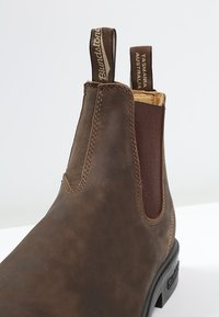 Blundstone - 1306 DRESS - Nilkkurit - brown - 5