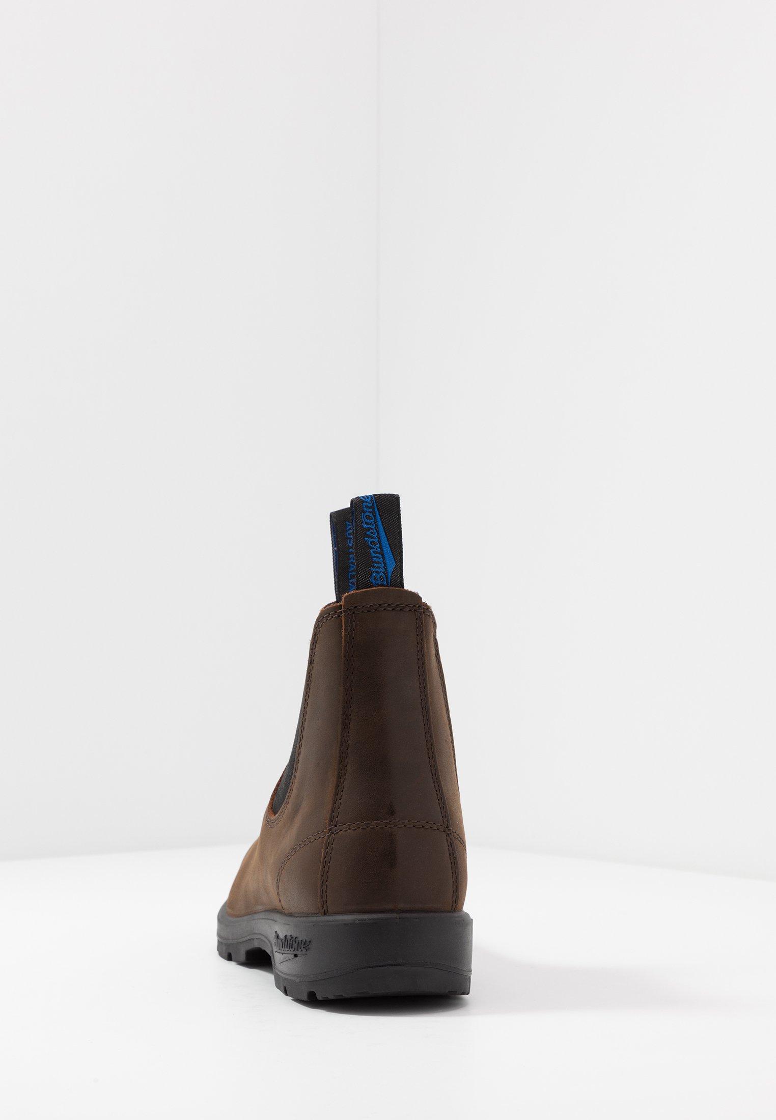 Blundstone 1477 Thermal - Korte Laarzen Antique Brown