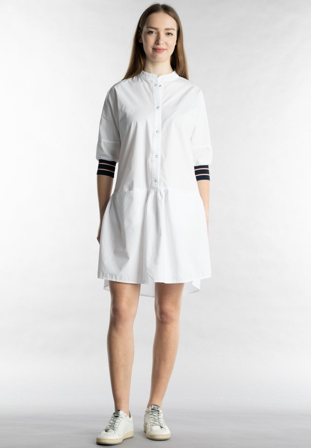 TRICOT - Shirt dress - white