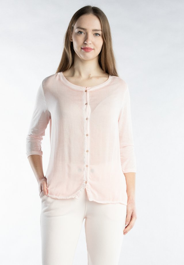 Blouse - rose water