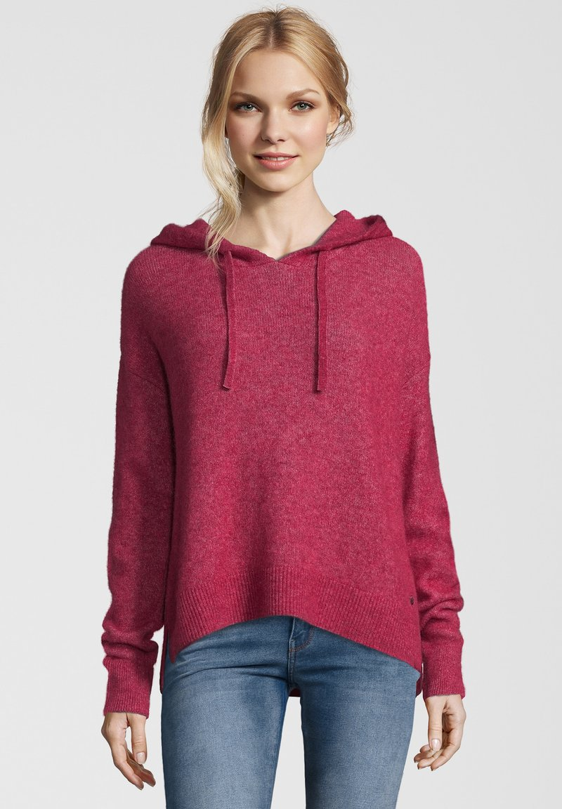 Better Rich - Hoodie - red