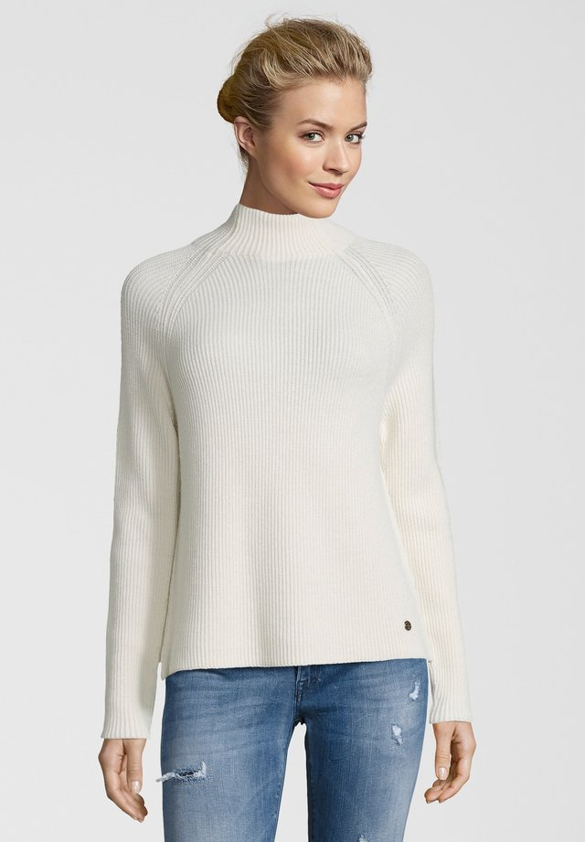 TURTLE  - Strickpullover - offwhite