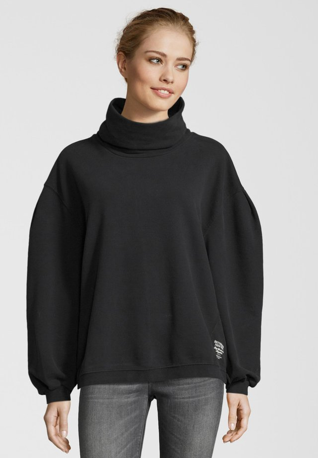 REGULAR FIT - Sweatshirt - black