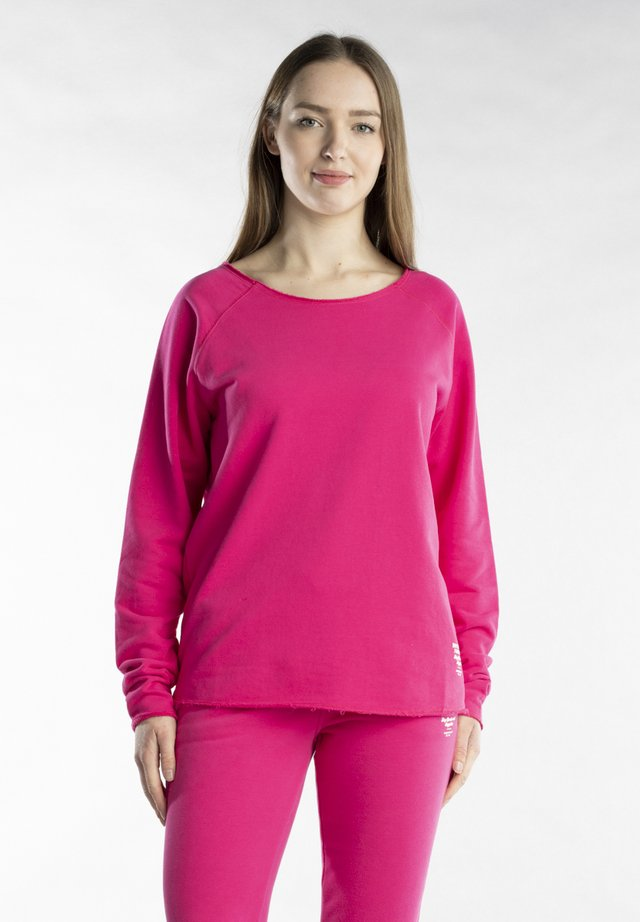 CLEAN - Sweatshirt -  pink