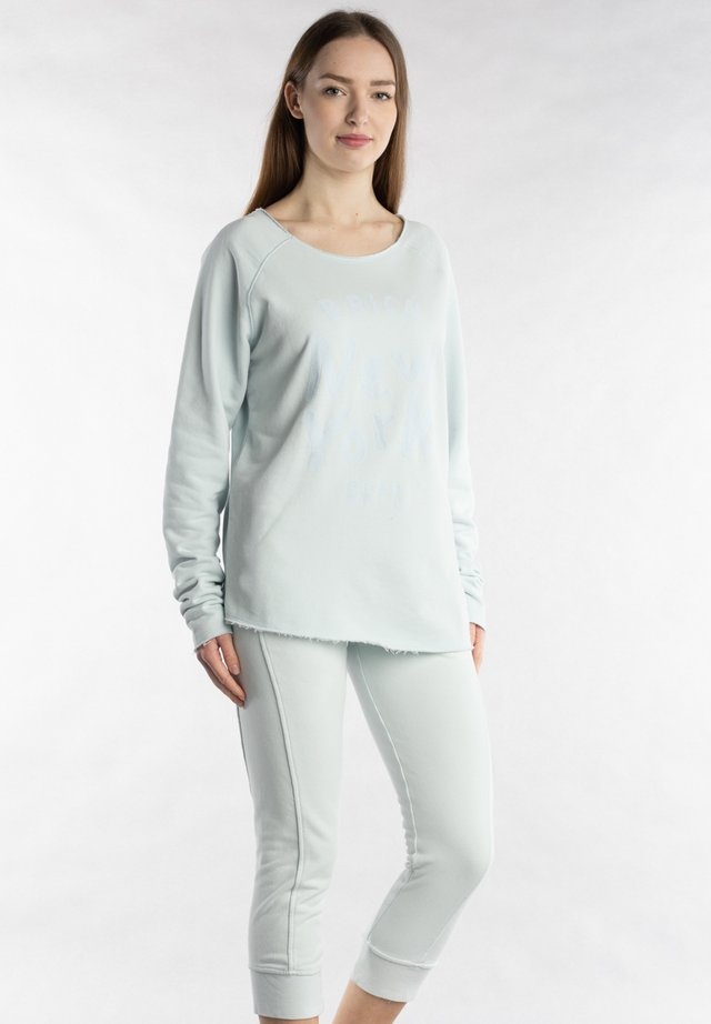 Sweatshirt - ballad blue