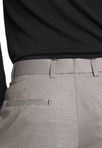 Ben Sherman Tailoring - PUPPYTOOTH SUIT - Suit - mustard - 7