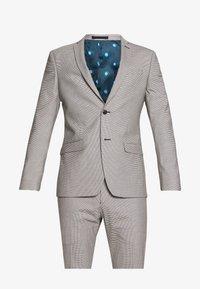 Ben Sherman Tailoring - PUPPYTOOTH SUIT - Suit - mustard - 6