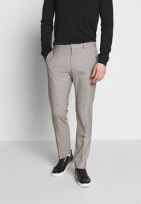 Ben Sherman Tailoring - PUPPYTOOTH SUIT - Suit - mustard - 2