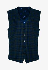 Ben Sherman Tailoring - SHADOW CHECK WAISTCOAT - Waistcoat - blue - 3