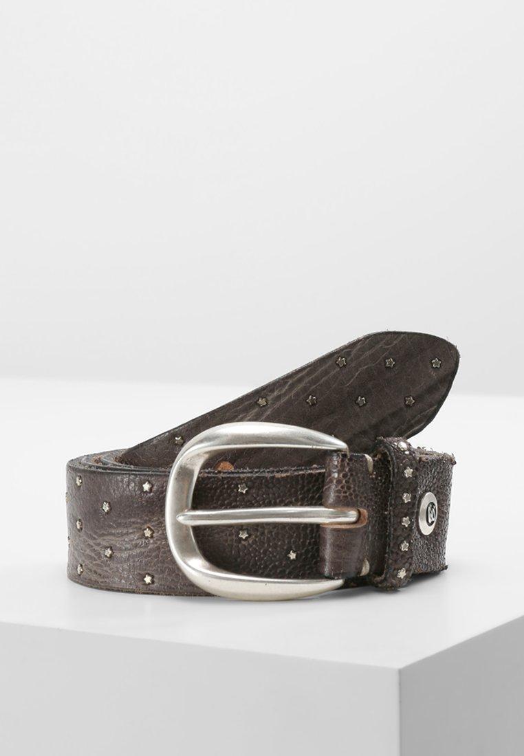 b.belt - Belt - stahlgrau