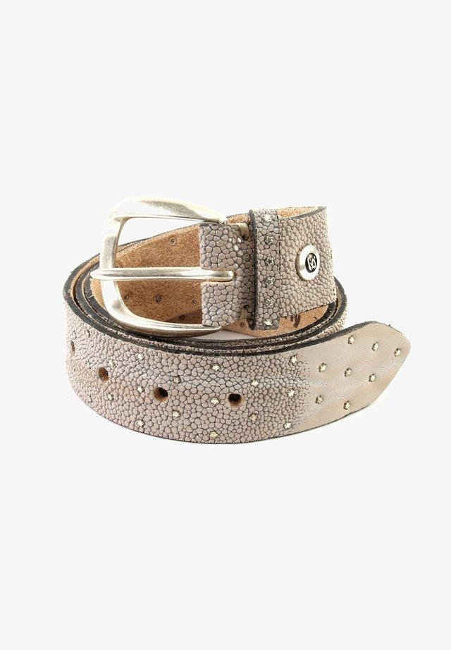Belt - hellgrau