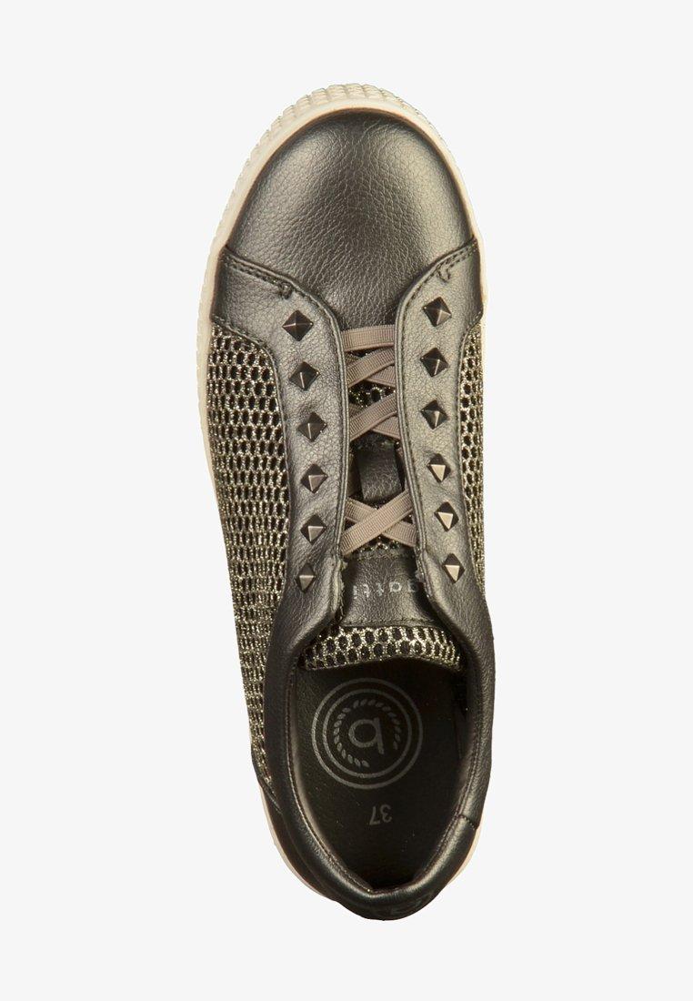 Bugatti - Trainers - dark grey/metallics