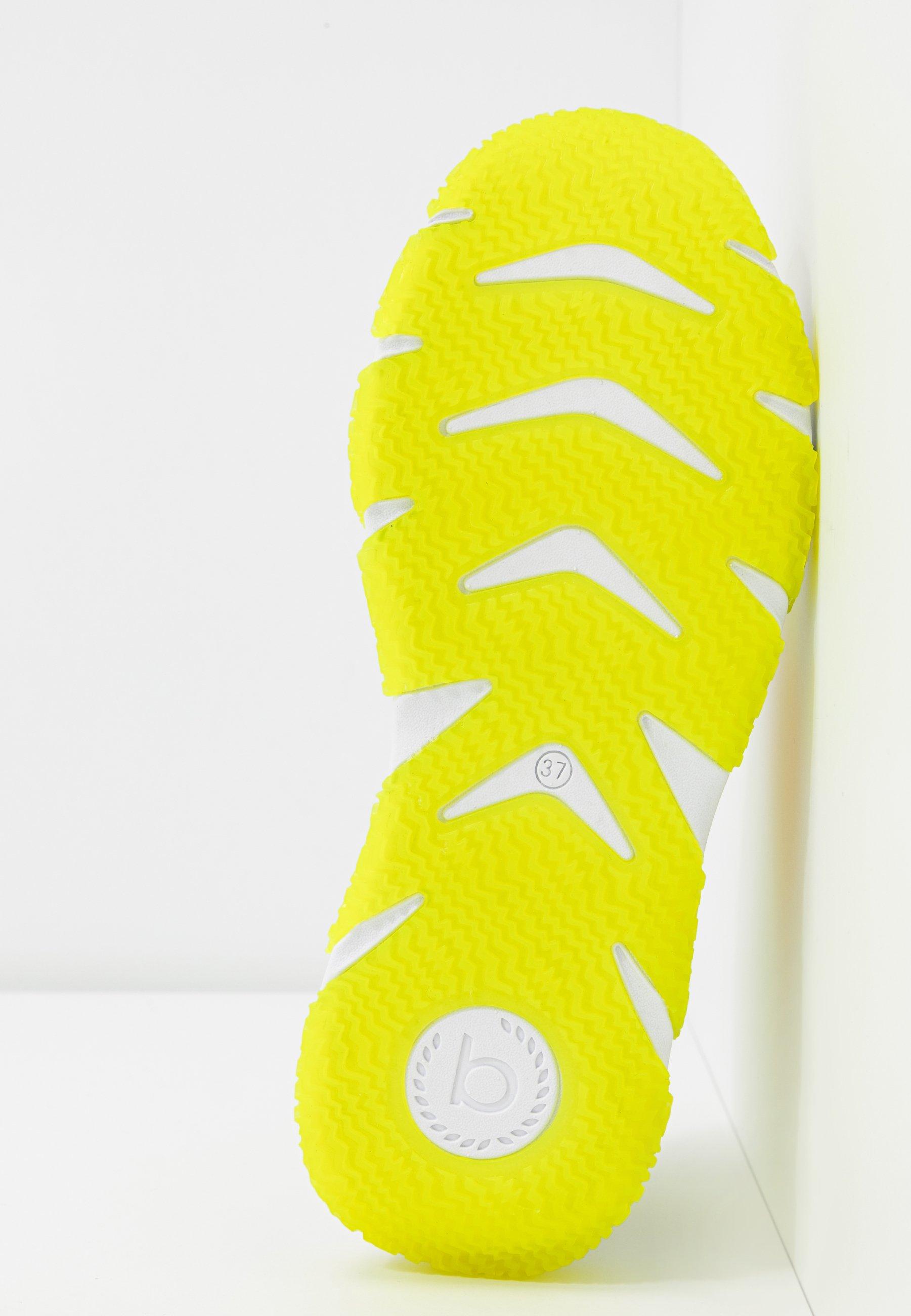 Bugatti CEYDA - Sneakersy niskie - beige/yellow