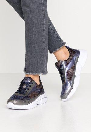 SHIGGY - Zapatillas - dark grey/blue