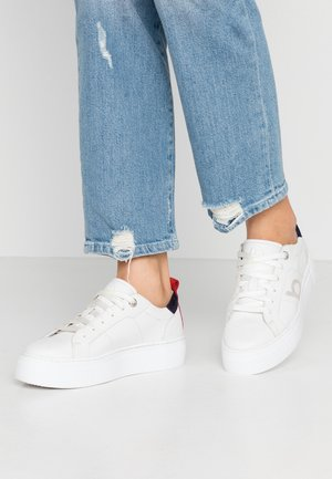 INFINITY - Trainers - white/blue