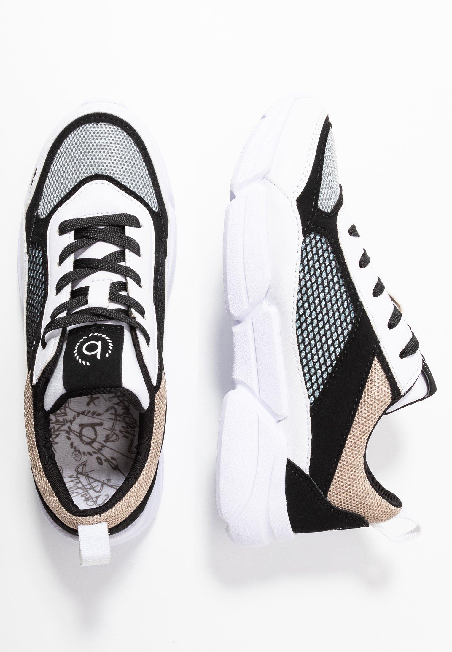 Bugatti Shiggy - Sneaker Low White / Black Friday