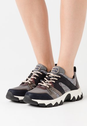 YUKI - Trainers - dark blue/grey