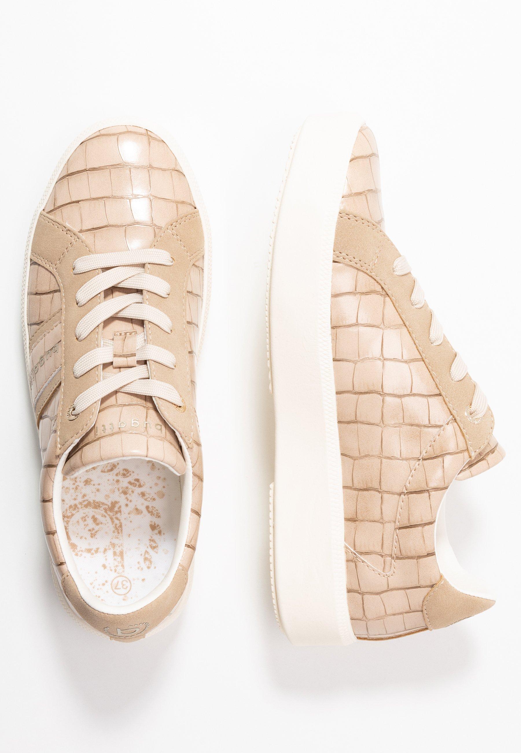 Bugatti KELLI - Sneaker low - beige VlYMJX