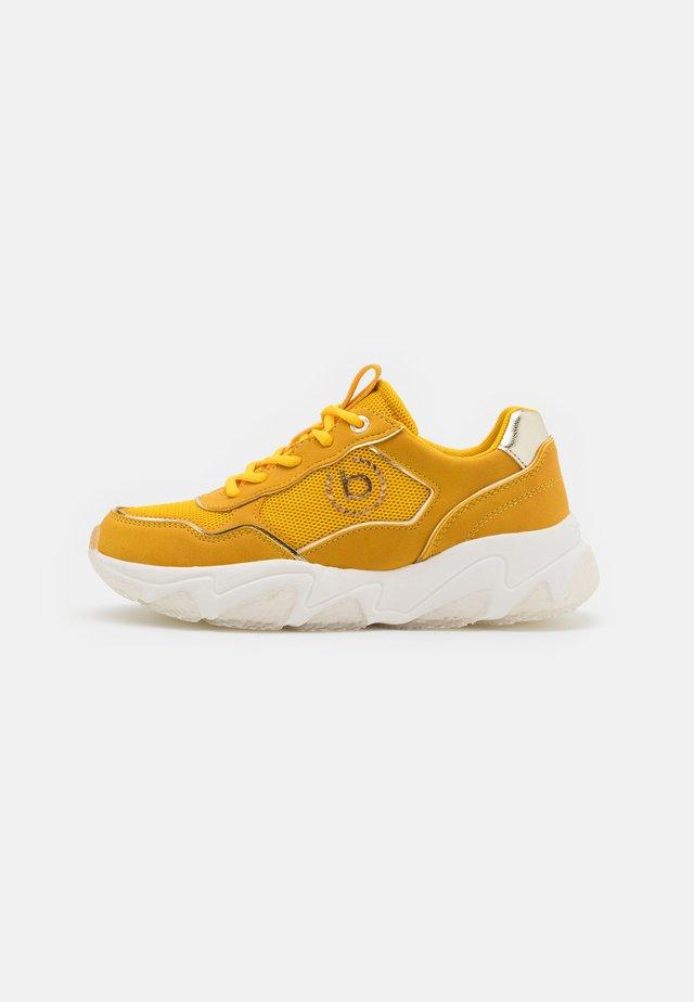 CEYDA - Sneakers - yellow/gold