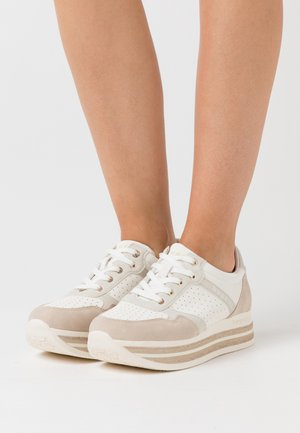 LIN - Sneakers - beige/offwhite