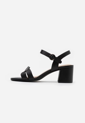 VAIANA - Sandaalit nilkkaremmillä - schwarz