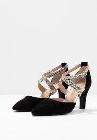 Bugatti - JEMILA  - Classic heels - black - 4