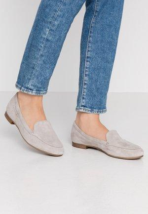 ANAMICA - Nazouvací boty - light grey