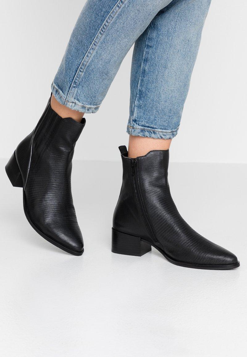 Bugatti - SUSANNA - Ankle boots - black