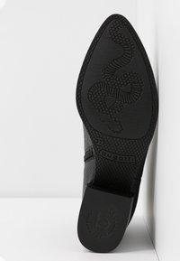 Bugatti - SUSANNA - Boots à talons - black - 6