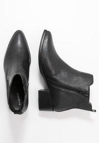 Bugatti - SUSANNA - Boots à talons - black - 3