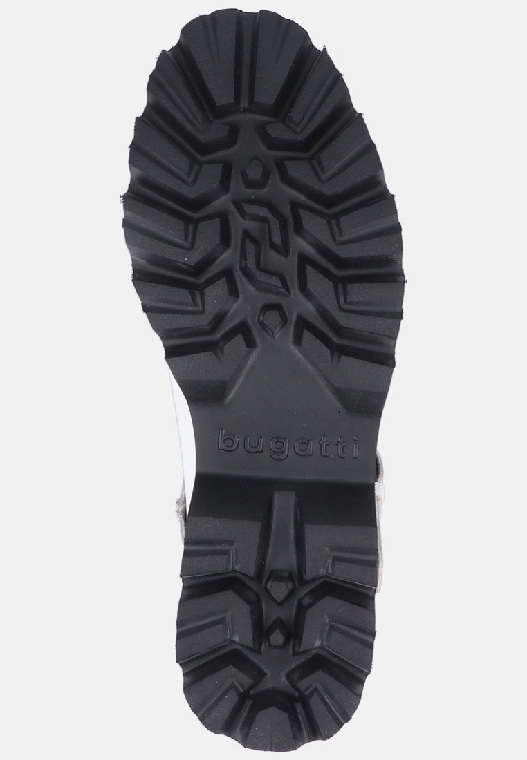 Bugatti Bottines à lacets white/black