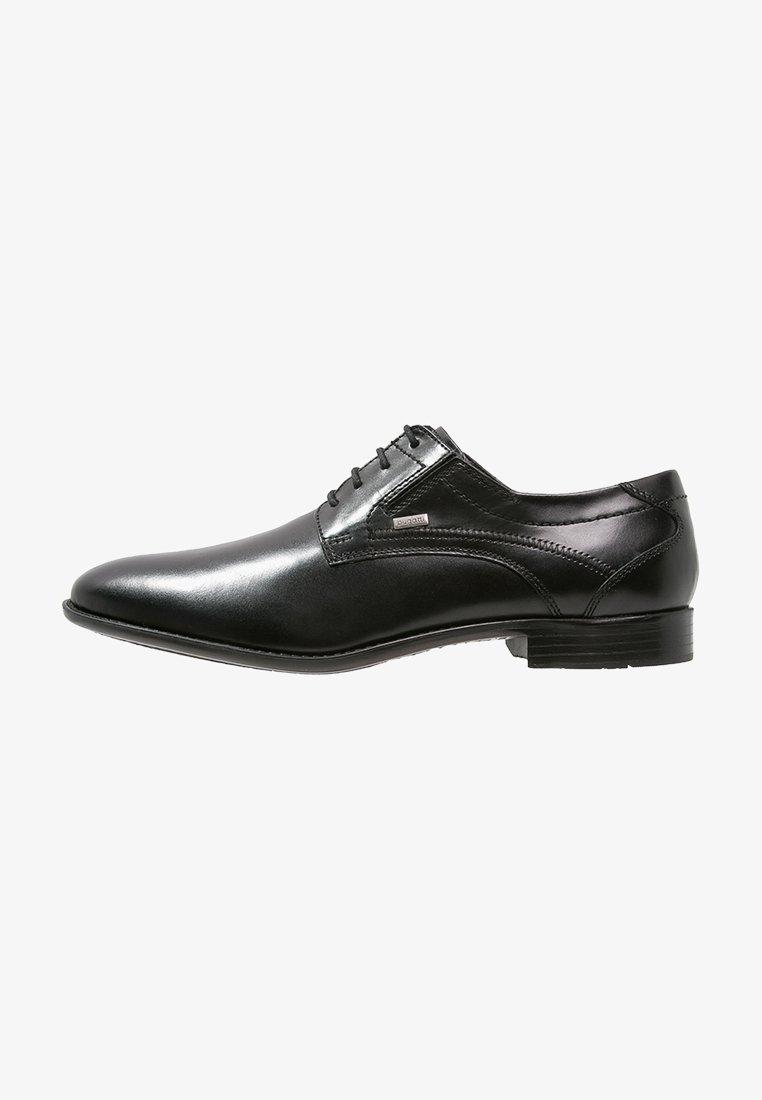 Bugatti - Smart lace-ups - schwarz